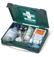 B-Click BS Compliant First Aid Kit Travel
