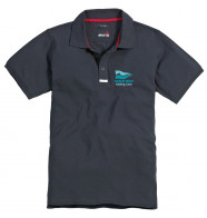 DWSC Musto Team Pique Polo Short Sleeve