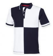 Front Row Quartered House Polo Shirt