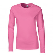 Gildan Softstyle™ women'slong sleeve t-shirt