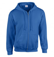 Gildan Heavy Blend™ Youth Full Zip Hooded Sweatshirt
