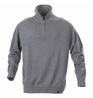 Harvest Largo 1/2 Zip Knitted Sweatshirt