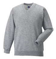 Russell Kids V-Neck Sweatshirt
