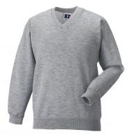 Russell Kids V-Neck Sweatshirt