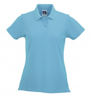 Russell Women's Classic 100% Cotton Polo Shirt