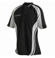 Kids Kooga Teamwear Phase II Panel Shirt