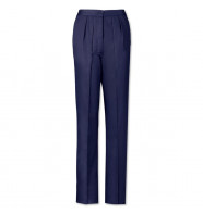 Alexandra Women's Twin Pleat Trousers