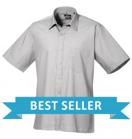 Premier Short Sleeve Poplin Shirt