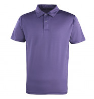 Premier Coolchecker™ Studded Polo Shirt
