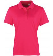 Premier Womens Coolchecker Pique Polo Shirt