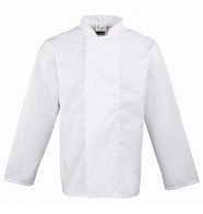 Premier Coolmax Long Sleeve Chef's Jacket