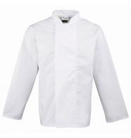 Premier Coolmax Long Sleeve Chef's Jacket