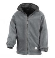 Result Junior Reversible StormDri 4000 Fleece Jacket