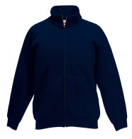 Fruit of the Loom Classic 80/20 Kids Sweat Jacket