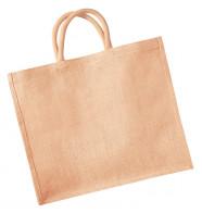 Westford Mill Jumbo Jute Shopper Bag