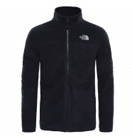 North Face Glacier 100 Full Zip Fleece