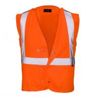 Supertouch Hi Vis Underground Tracker Vest