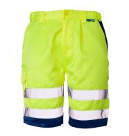 Supertouch Hi Vis Shorts