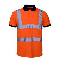 Supertouch Hi Vis Polo Shirt