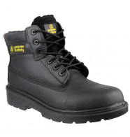 Amblers Metal Free Safety Boots