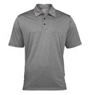 Adidas ClimaLite® Heather Polo Shirt