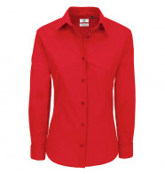 B&C Collection Heritage Long Sleeve Women's Shirt