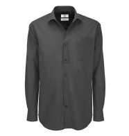 B&C Collection Heritage Long Sleeve Men's Shirt