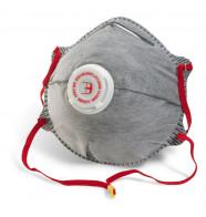 B-Brand P2 Charcoal Mask Valved
