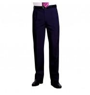 Brook Taverner Imola Single Pleat Trousers