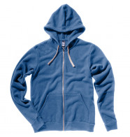 Bella+Canvas Unisex Tri-Blend Full Zip Hoodie