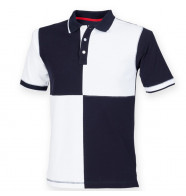 Front Row Quartered House Polo Shirt