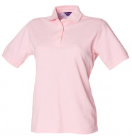 Henbury Women's Classic Polo Shirt