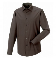 Russell Collection Long Sleeve Fitted Shirt