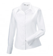 Russell Collection Women's Long Sleeve Ultimate Non-Iron Shirt