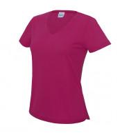 AWDis V-Neck Girlie Cool T-Shirt