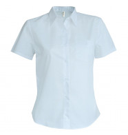 Kariban Ladies Short Sleeve Easycare Oxford Shirt