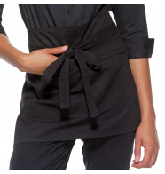 Kustom Kit Bar Apron Short Superwash® 60ºC