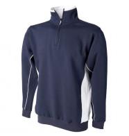 Finden Hales 1/4 Zip Sweatshirt