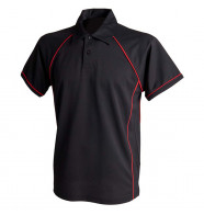 Finden Hales Kids Piped Performance Polo Shirt