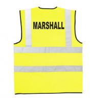 Supertouch Hi Vis Marshall Vest