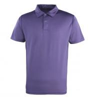 Premier Coolchecker™ Studded Polo Shirt
