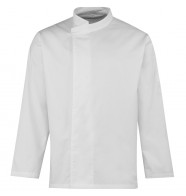 Premier Culinary Pull-On Chef's Long Sleeve Tunic
