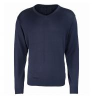 Premier V-Neck Knitted Sweater
