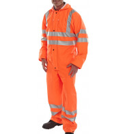 B-Seen PU Coverall