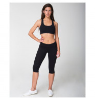American Apparel Knee Length Fitness Pants