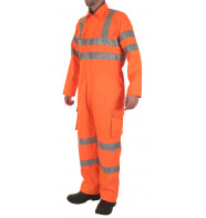 B-Seen Rail Spec Coverall