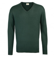 RTY V-Neck Acrylic Sweater