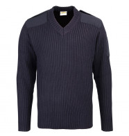 RTY Nato Style V-Neck Sweater