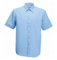 Fruit of the Loom Poplin Short Sleeve Shirt