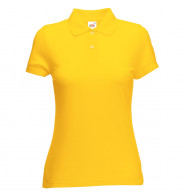 Fruit of the Loom Lady-Fit 65/35 Polo Shirt